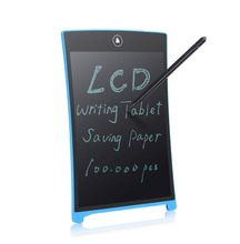 8.5 inch lcd electronic writing pad paperless memo board lcd drawing pad