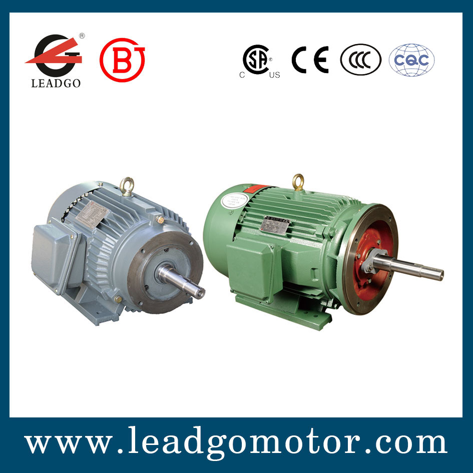 1-75HP Totally Enclosed Three Phase Electric Motor