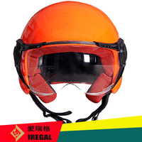 2016 popular ABS shell half face scooter helmet for sale