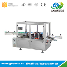 automatic bottle hot melt glue labeling machine