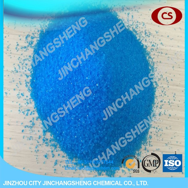 98% copper sulfate for poultry feed additive