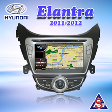 Car DVD for Hyundai Elantra 2012