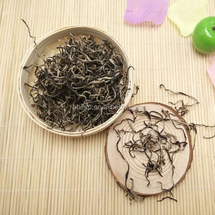 Dried White Back Black Fungus Strips