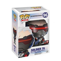 Funko POP figure Overwatch #96 Soldier 10cm toy action figure