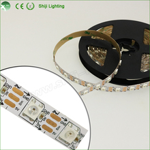 Digital flex led rope strip WS2812B WS2812 60pixel