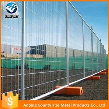 retractable temporary fence / playground fence temporary fence export to Canada , New Zealand , US