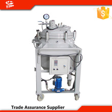 Thin film degassing , resin mixing device, thinky mixer for insulators