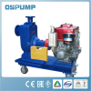 18HP Best selling air cooled diesel with self-priming pump