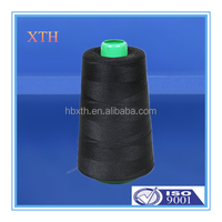 TFO Spun polyester sewing thread made from super bright high tenacity fiber
