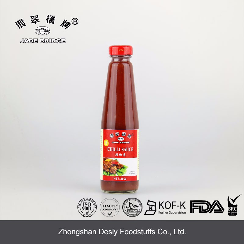 Chili sauce original chinese taste
