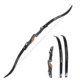 Fiberglass Bow Lamination New for Fishing Hunt Takedown Bow