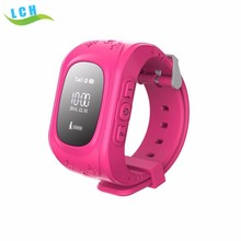 Children GPS Tracker Smart Watch Q50 For Kids Anti-lost Kids Gps Watch Phone