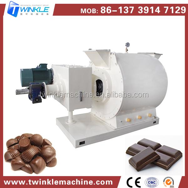 chocolate refiner machine