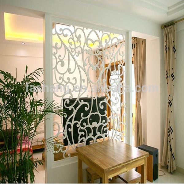 1220 carved panel wall for Room divider using