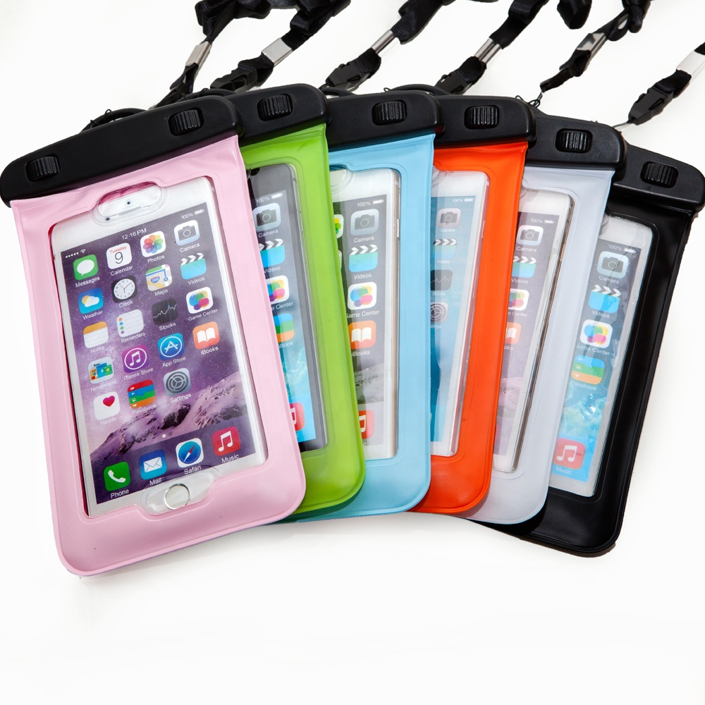 Phone Waterproof Bag Case Mobile Phone Case for <strong>W100</strong> Case for Cell Phone