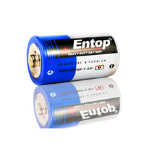 17 Years OEM and ODM Manufacturer High Capacity Cheap price d size r20p battery 1.5v