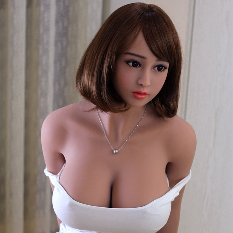 New Japan XXX Hot Sex Girl 158cm Lifelike Realistic Big Fat Ass Free Sex Love Doll of Rubber Male Sex Doll Alive