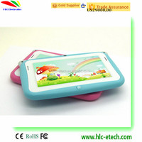 Small mini Kid game Tablet PC for Child Android 4.2 double Camera Kids Application