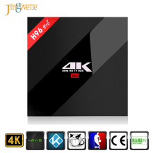 H96 Pro Plus Amlogic S912 Android 7.1 TV BOX Kodi 17.3 3GB Ram 4K Android TV Box