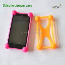silicone cell phone case/silicone case gifts/silicone cell phone cover