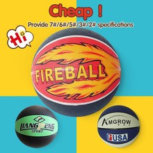 Different Size Training kids basketball toys,promotional rubber basketball