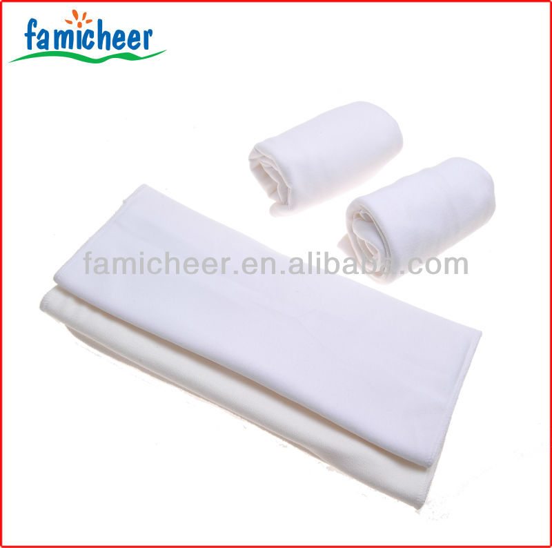 Famicheer Bamboo Insert Bamboo Booster for baby cloth diaper nappy