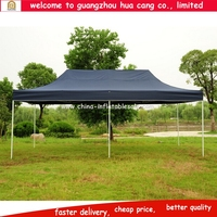 Windproof and waterproof gazebo, frame tent, automatic folding tents