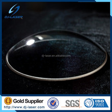 Customize large size swiss sapphire crystal polishing 2 inch 4 inch 6 inch sapphire galss synthetic sapphire crystal