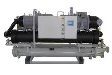 IRC Series Industry Screw Chiller Large cooling capacity Cryogenic, ultra low temperature, Single-stage/cascade refrigeration