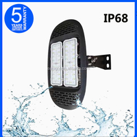 CE RoHS UL TUV DLC SAA approved 180W 150W 100W outdoor parking garage led flood light