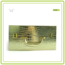 new product hot selling personalized makeup cases luxury fashion shiny makeup box case