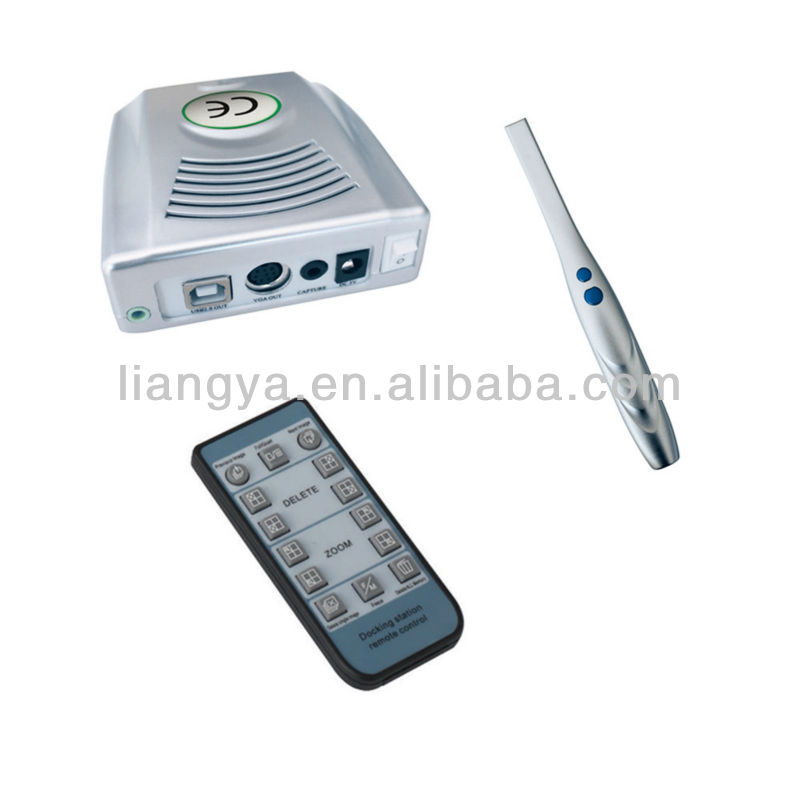 dental apparatus dental devices 2/3 million pixel high definition intraoral camera