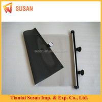PVC roller sun shade car sunshade curtain