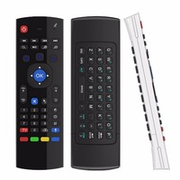 2.4g air mouse for android tv box 2.4GHz wireless Air/Fly mouse with keyboard K528 for smart tv box