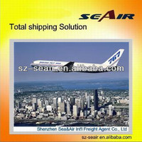power bank air freight from Shenzhen to Iran by Express delivery