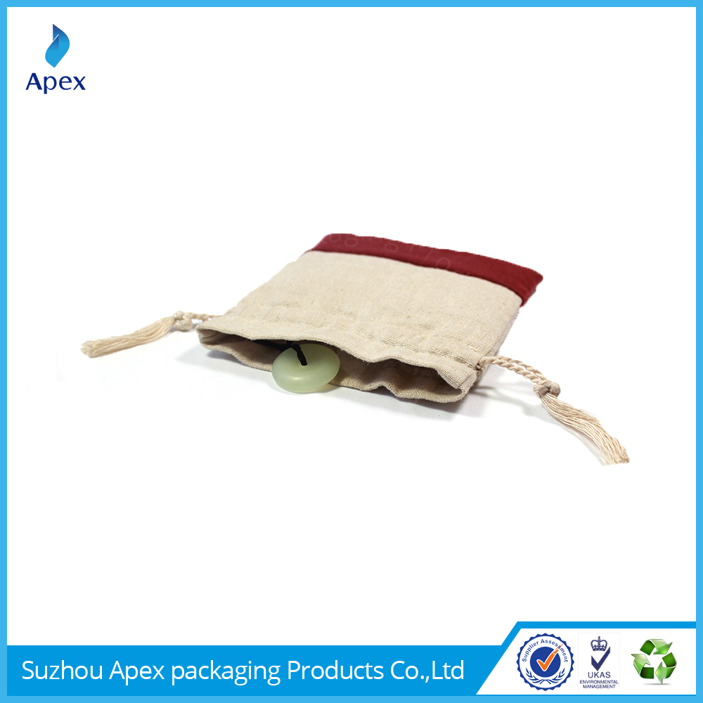 High quality foldable recycle cotton bag