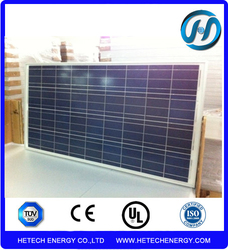 A Grade solae cell Made Polycrystalline Material 12v 100w solar panel price