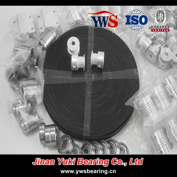 Pulley GT2 T2.5 T5 Timing belt width 6mm 5mm