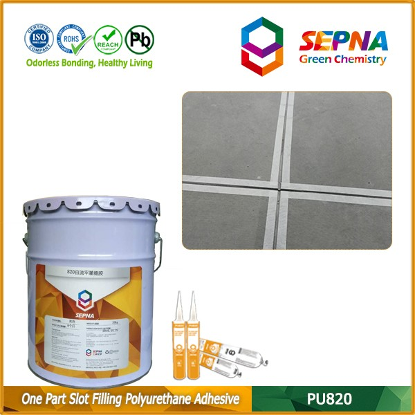 waterproof materials cold applied road stud adhesive crack adhesive sealant