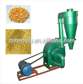 rice husk hammer mill/Poultry/Aqua/Cattle Feed Hammer Mill/Crushing Machine