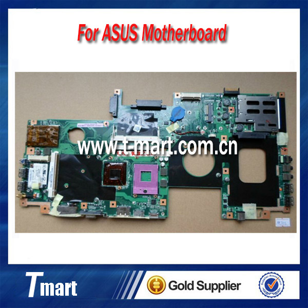 100% working Laptop Motherboard for ASUS M70T M70TL M70S M70SR M70V X71VN M70SE Series Mainboard,Fully tested.