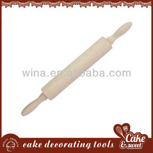Competitive price Fondant cake decorating wooden rolling pin