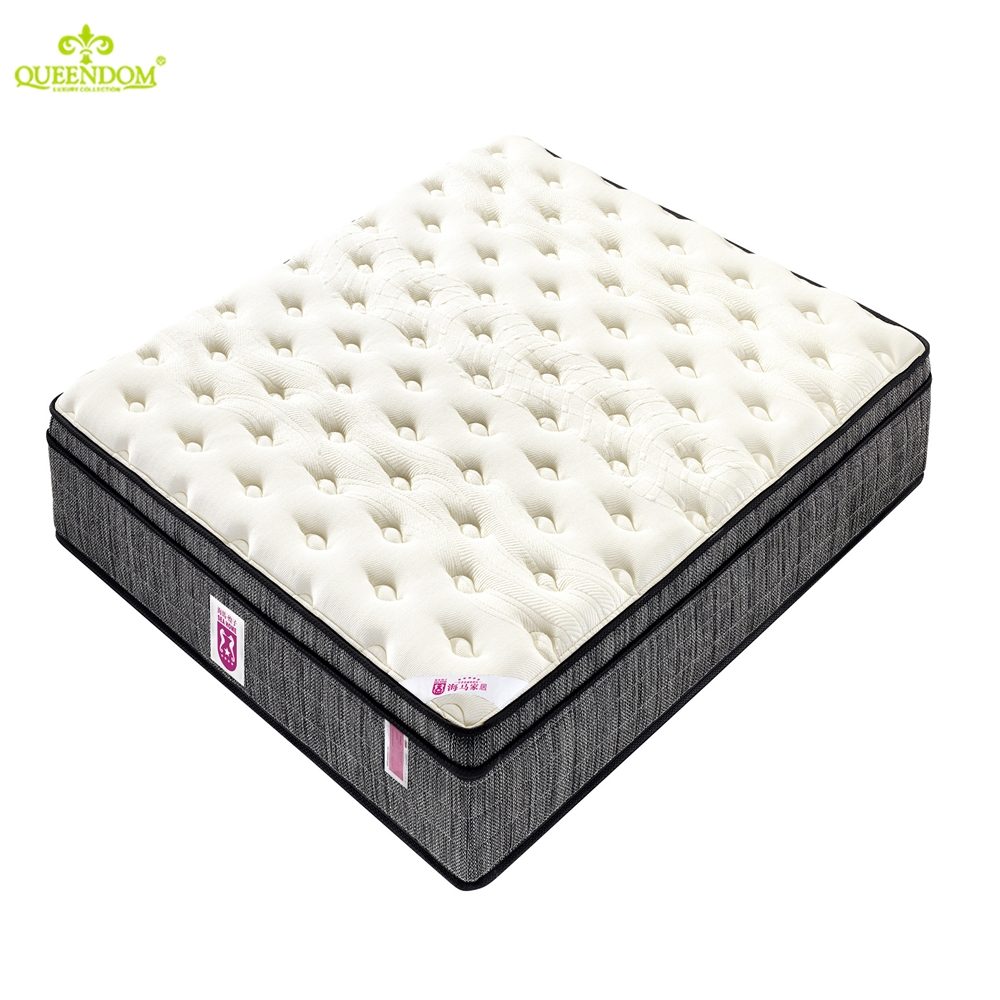 Professional danish 100% cotton 10 inch memory foam mattress bed - Jozy Mattress | Jozy.net
