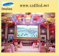 New!!! indoor p6 smd3528 full color led display for rental
