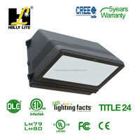 LED Wall Pack Light With UL ,ETL and DLC Listing , IP65 , 250W MH Replacement