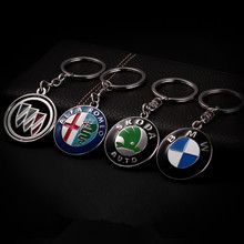 Metal Car Logo Keychain,Soft Enamel Keychain,High Quality Metal Keychains
