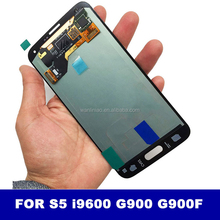 High Quality LCD Display Replacement Mobile Phone Screen for Samsung Galaxy S5 I9600