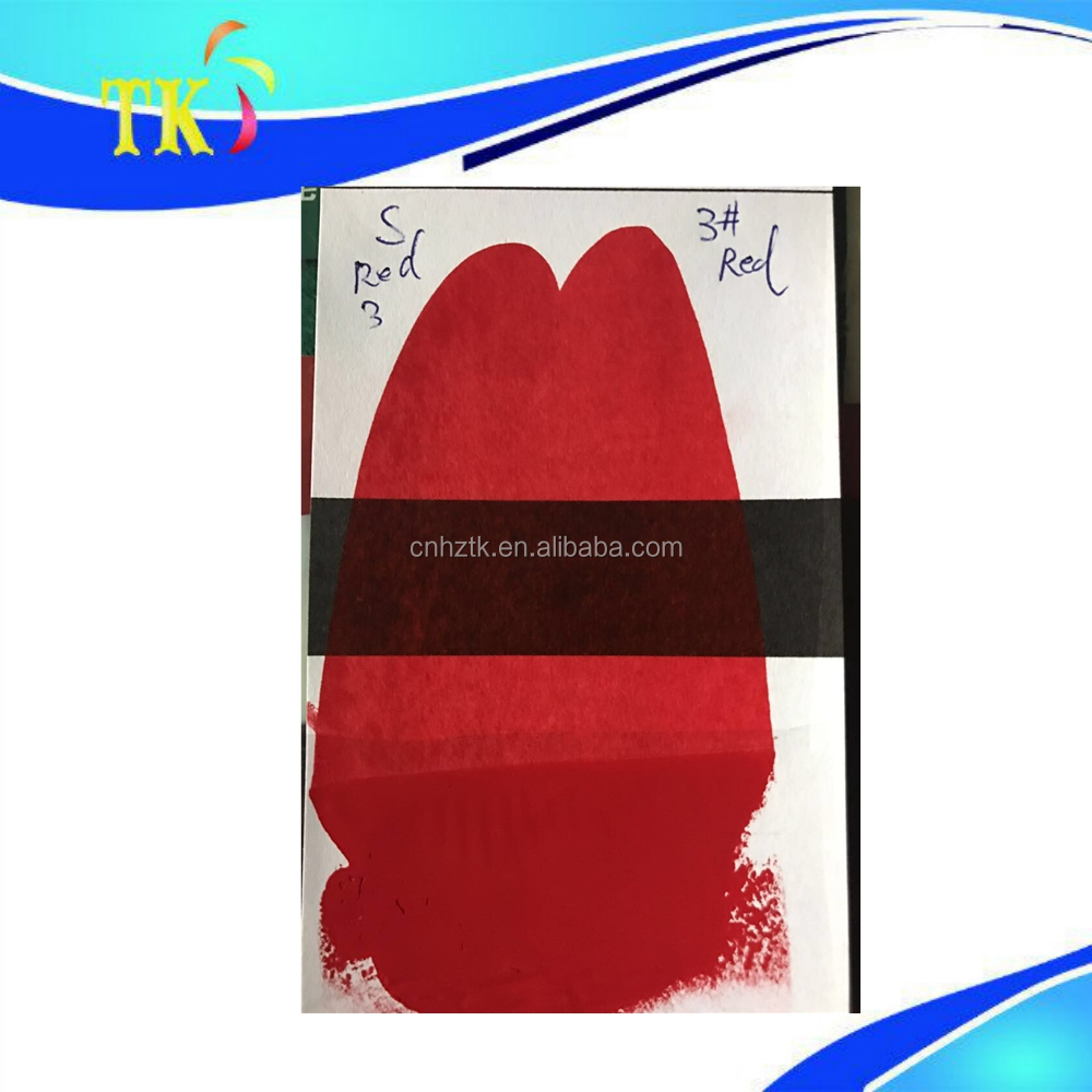 Pigment red 3/PR3/ Toluidine Red RN for paints,inks,plastics etc.