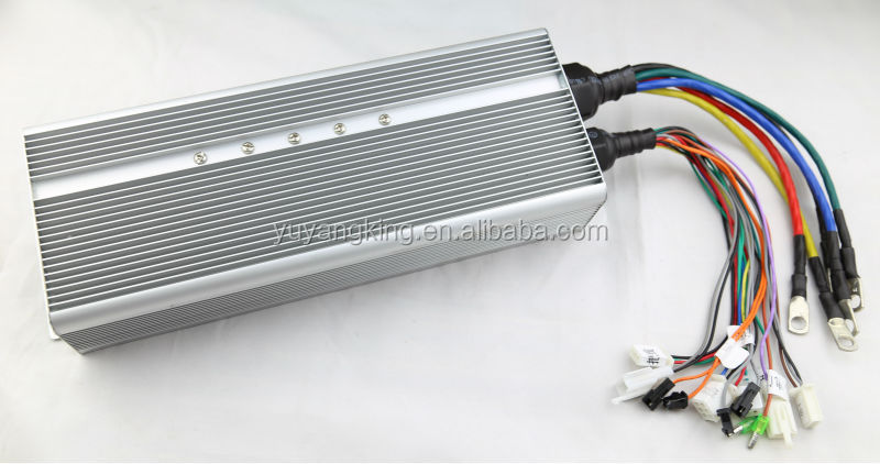 120V 200A 6000W high power brushless DC motor controller