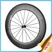 Dural&stiffness!! 700C wheels bike 88mm hot wheels rims tubular fixed gear wheels p 2015 CC-88T-W